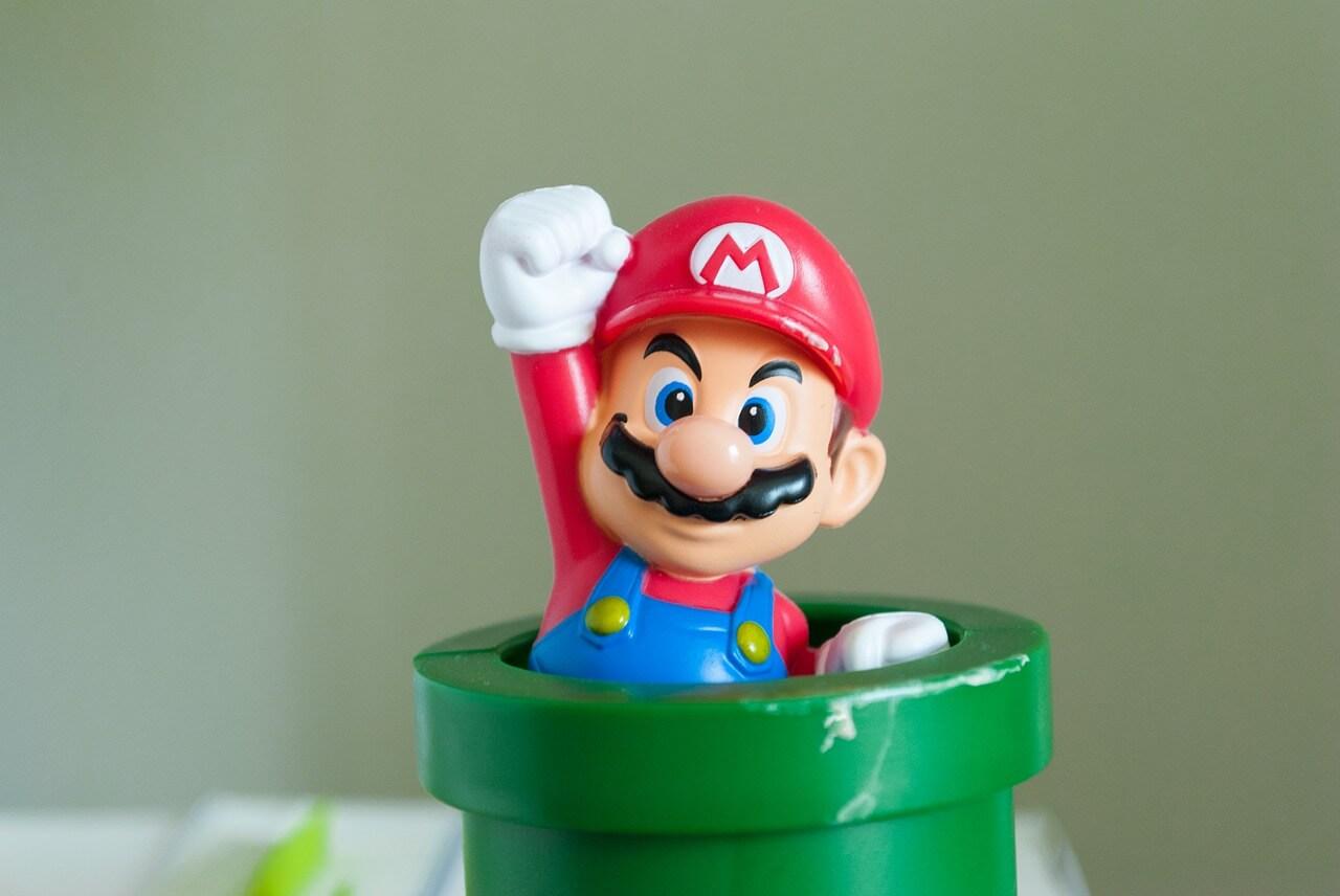 Feliz Día de Mario 2020
