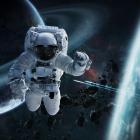 NASA at Home espacio plataforma nasa cuarentena