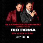 Concierto online Rio Roma Cerveza Victoria