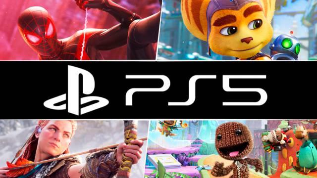 Los 5 mejores juegos que veremos en Playstation 5