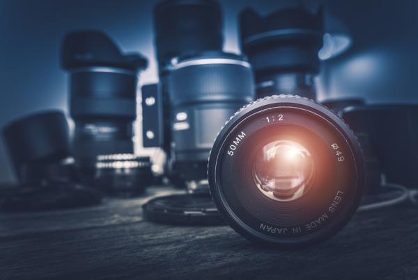 camara capaz de capturar la luz CUSP investigación
