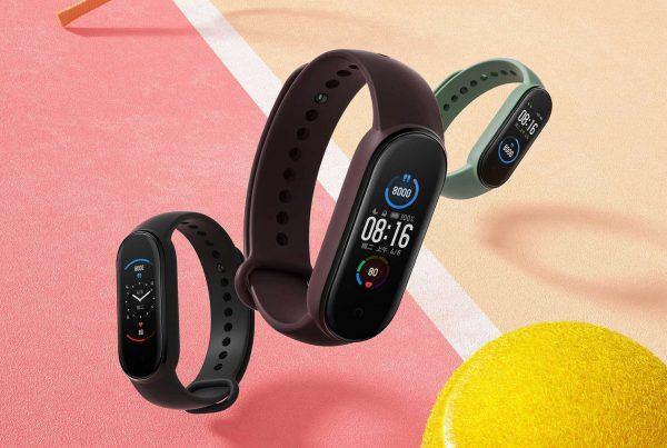 Xiaomi MI Band 5 pulsera inteligente smartwatch