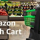 Amazon Dash Cart carrito inteligente supermercado