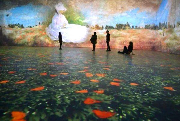 Conoce el impresionismo en Monet Experience Claude Monet