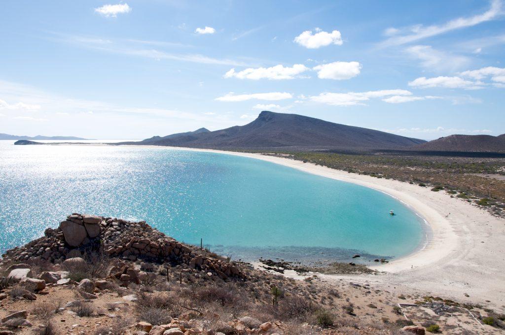 vacaciones en Isla Espíritu Santo, Baja California Sur
