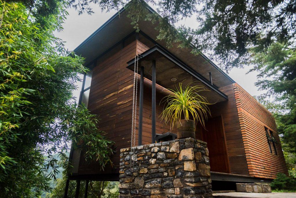 Casa de los 4 vientos cabañas