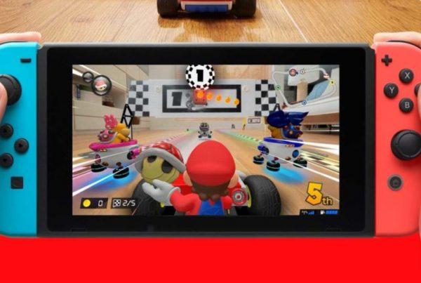 Mario Kart live: home circuit videojuego Nintendo switch