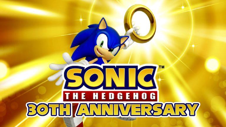 30 aniversario Sonic