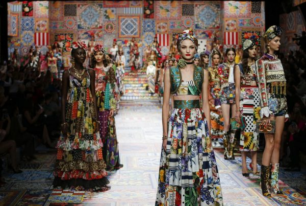 D&G Patchwork from Sicily