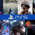 Nuevos juegos para PS5