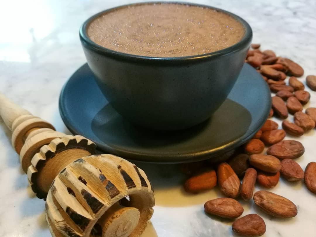 mejores lugares para tomar chocolate caliente gourmet postres oscuro puro