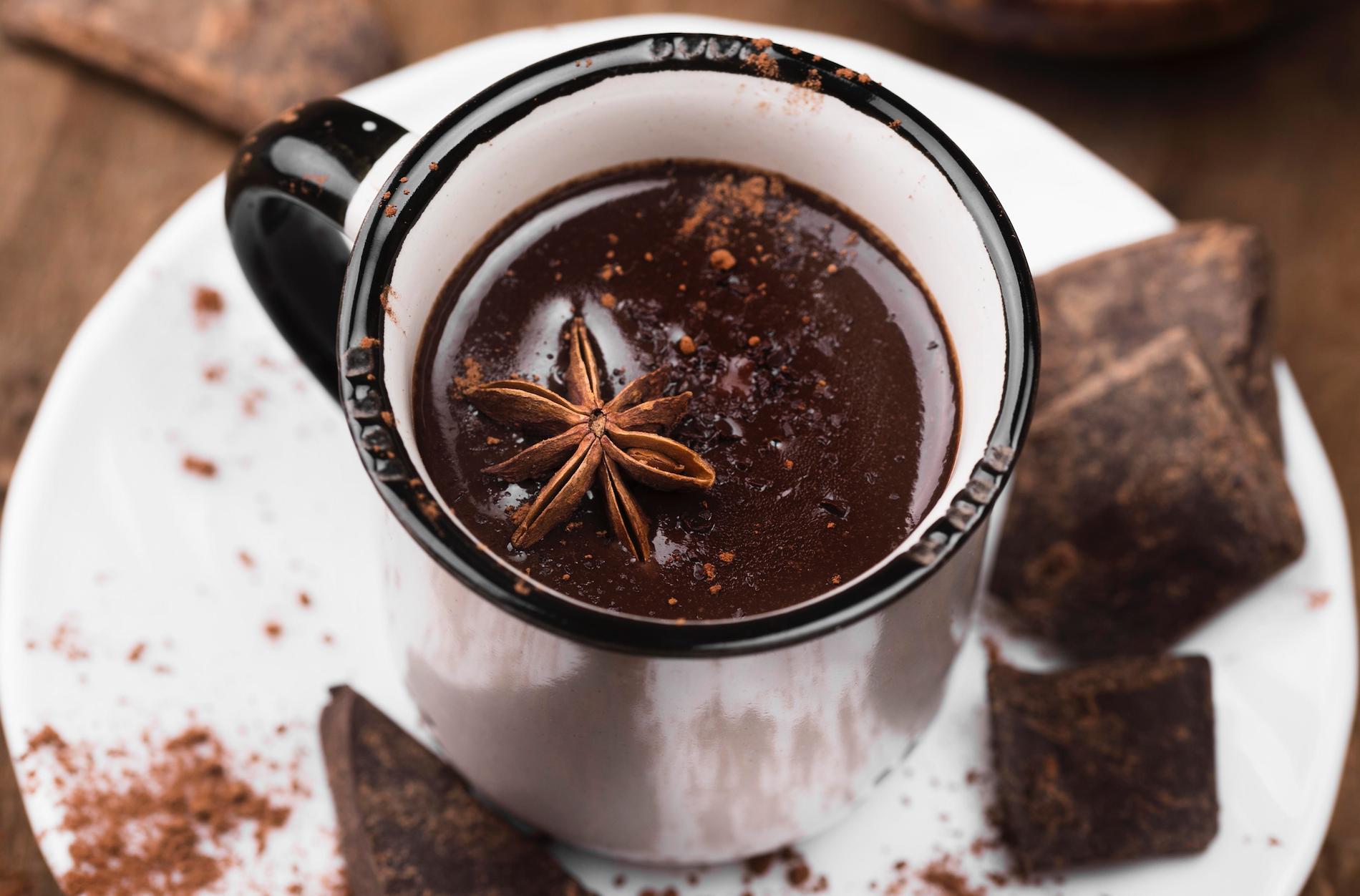 Top ten de los mejores lugares para beber chocolate caliente en CDMX