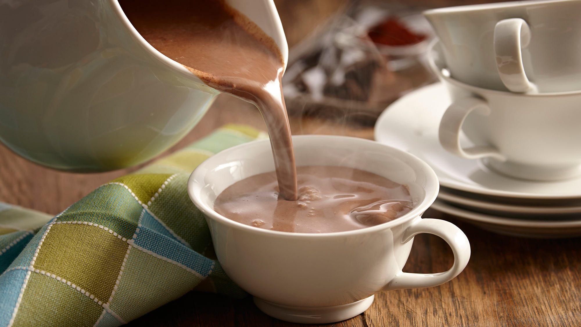 Tout Chocolat chocolate caliente restaurante