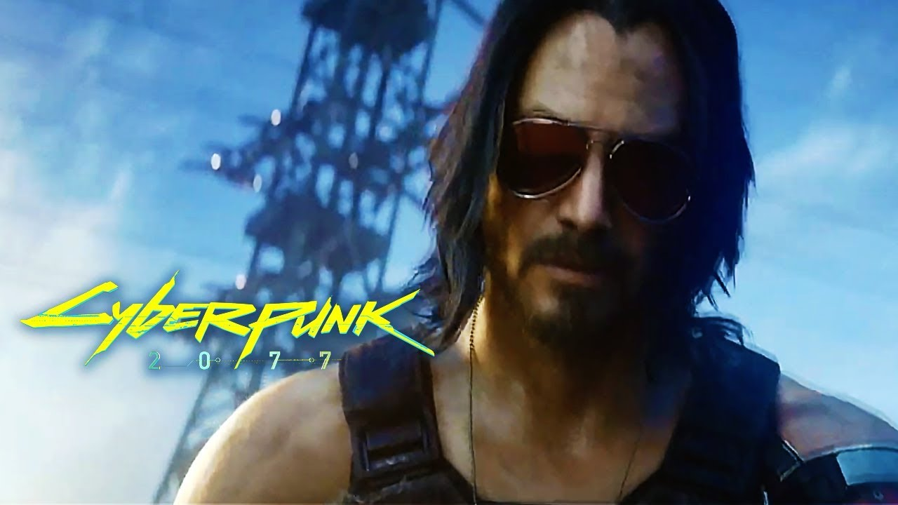 Cyberpunk 2077+ Keanu Reeves = éxito publicitario
