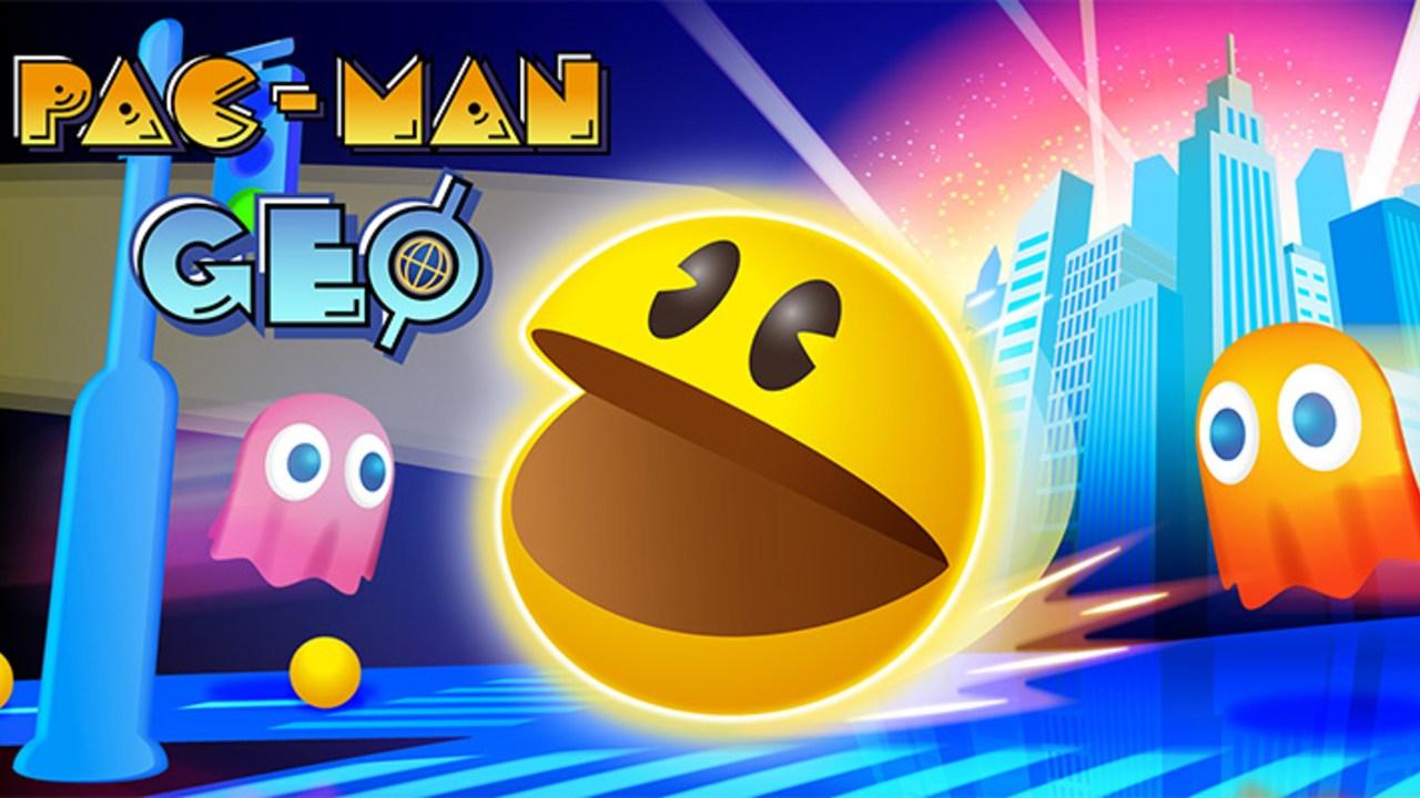 Pac-Man Geo en las calles de tu ciudad ¡descarga el juego!