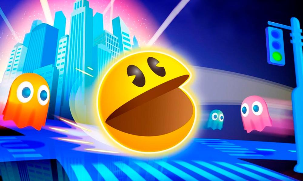 Pac Man Geo