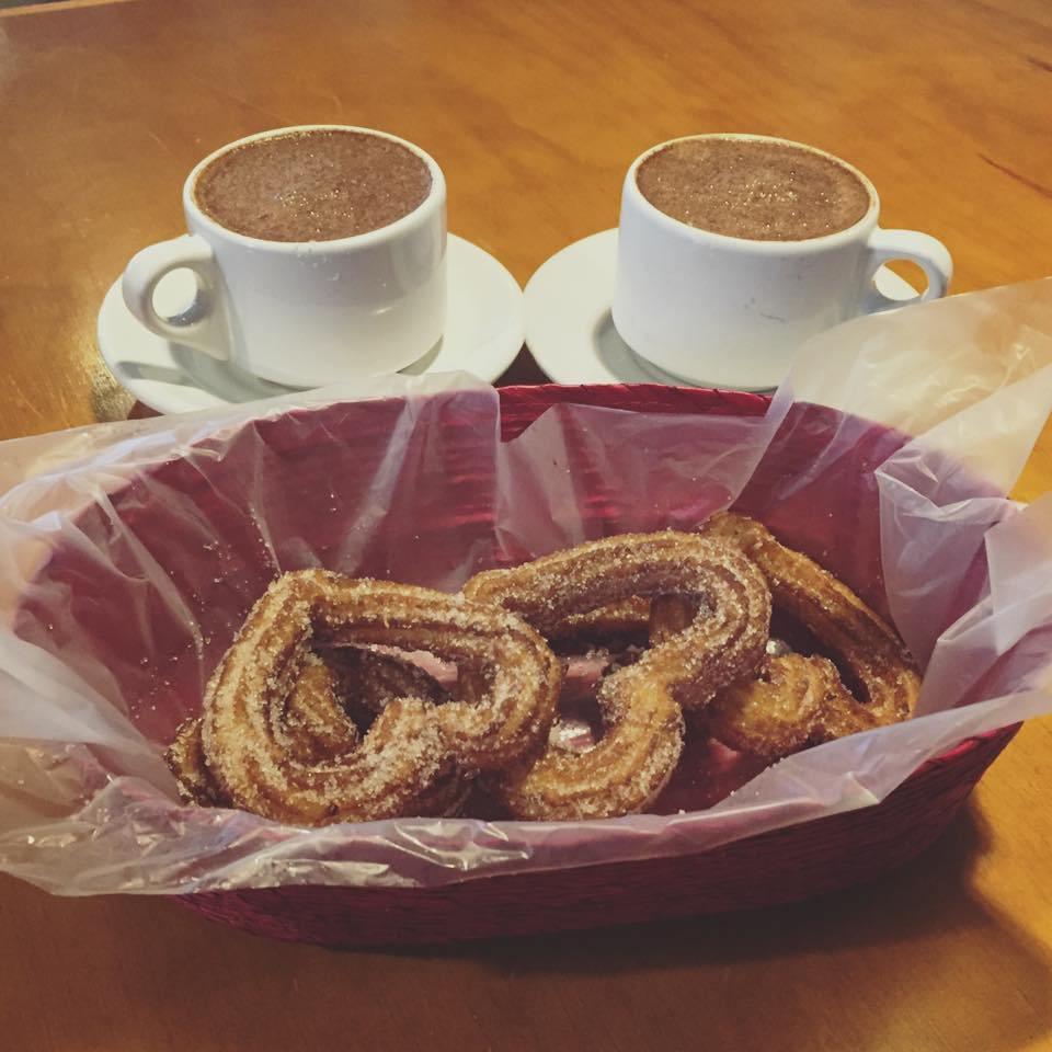 mejores lugares para tomar chocolate caliente el convento churreria