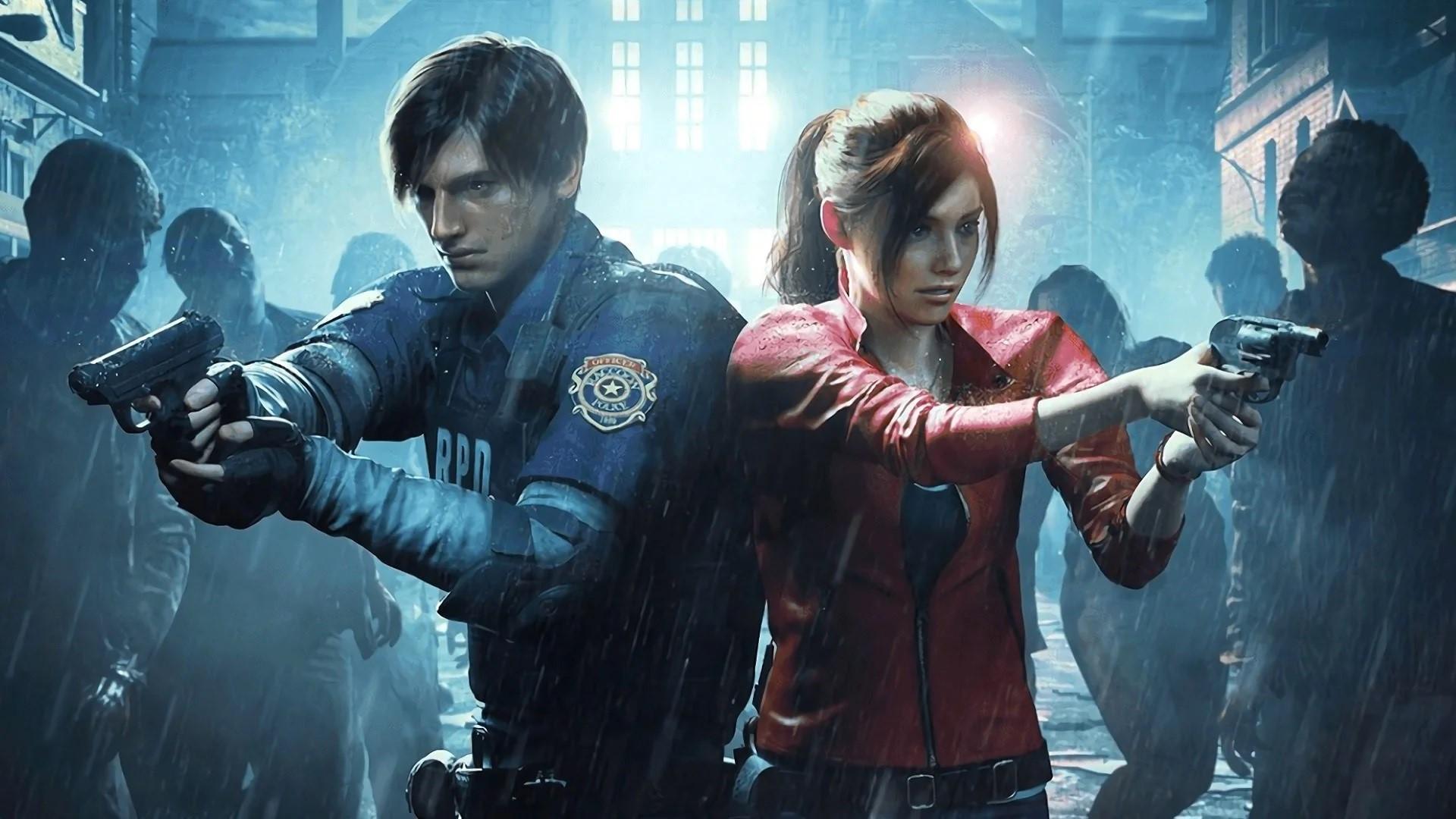 Resident Evil: Infinite Darkness la serie de Netflix animada en 3D