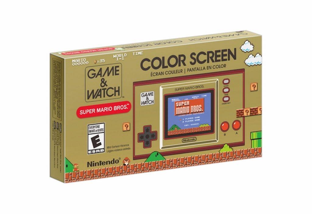 Game-Watch Super Mario Bros