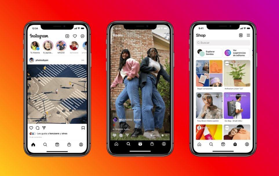 Instagram rediseña su app