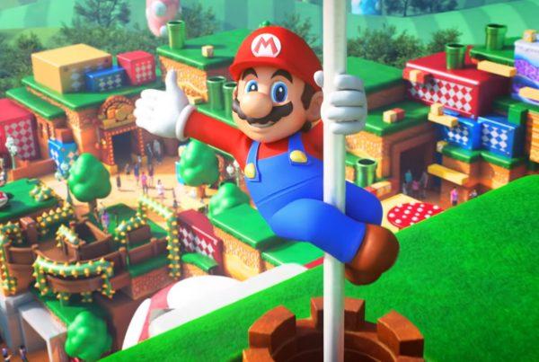 Super Nintendo Land Universal Studios Japón fecha y atracciones