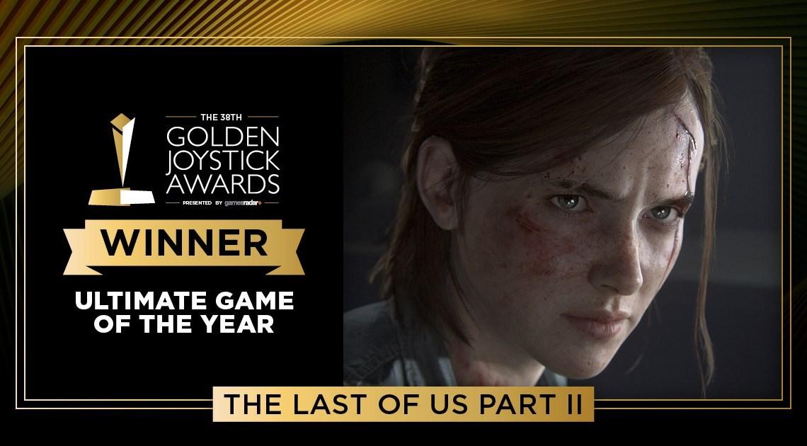 Golden Joystick Awards 2020: aquí están todos los ganadores ¡este videojuego ganó 6 nominaciones!