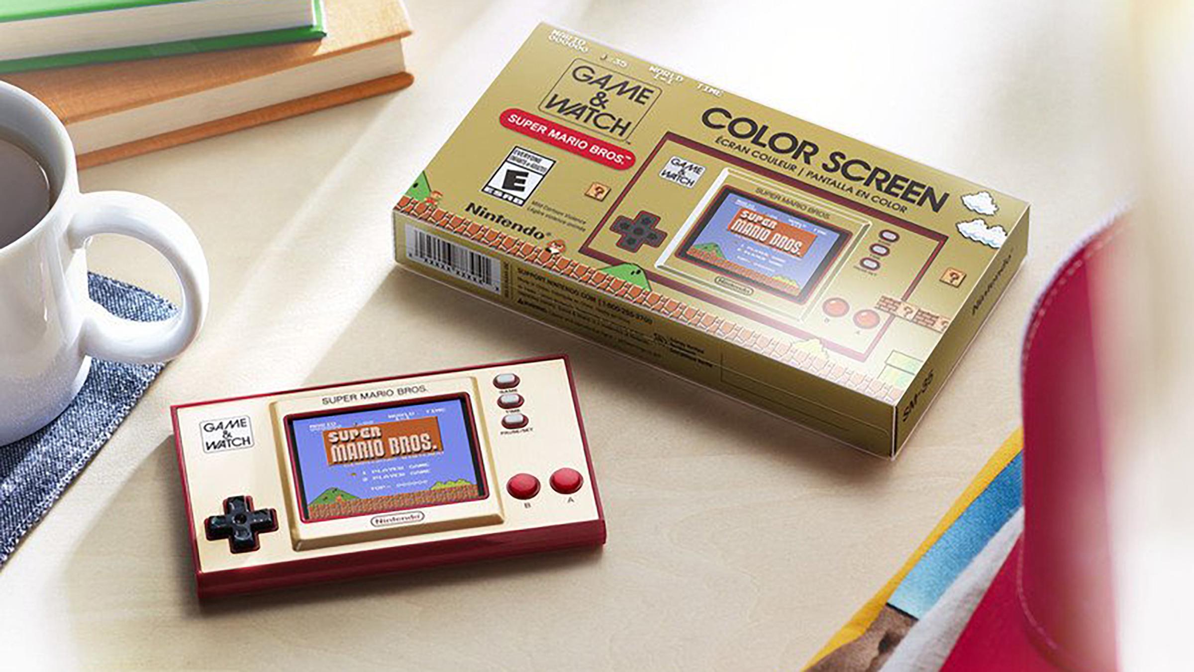 Conoce la nueva mini consola ¡lleva los juegos en tu bolsillo!