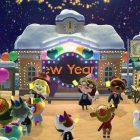 Animal Crossing Año Nuevo 2021