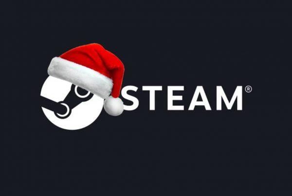 Nuevo récord Steam Navidad 2020