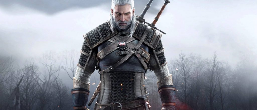 Película animada The Witcher 2021