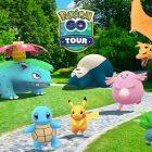 Pokemón GO Kanto Tour
