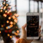 Programa tus mensajes de navidad con estas apps