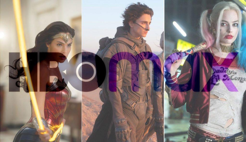 Warner Bros y HBO Max estrenarán todas estas películas en streaming y cines en 2021