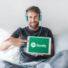 Spotify lanza audiolibros streaming literatura clasica narradores