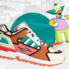 Krusty burger Los Simsons Adidas colaboracion