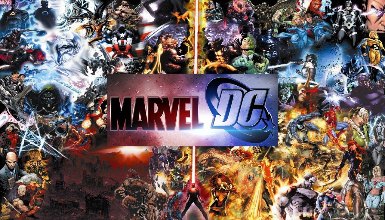 Películas de Marvel y DC que se estrenan en 2021