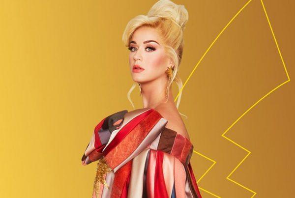 Pokemon Katy Perry 25 aniversario KeGeex