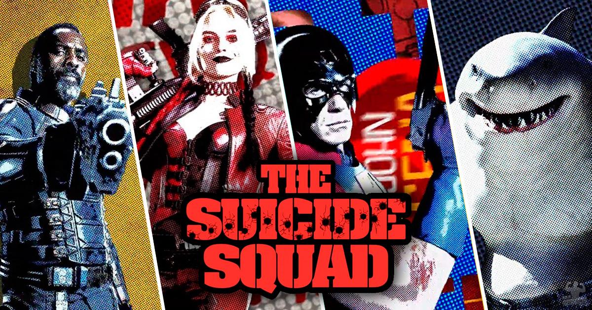 The Suicide Squad 2021 ¡James Gunn confirma la clasificación!