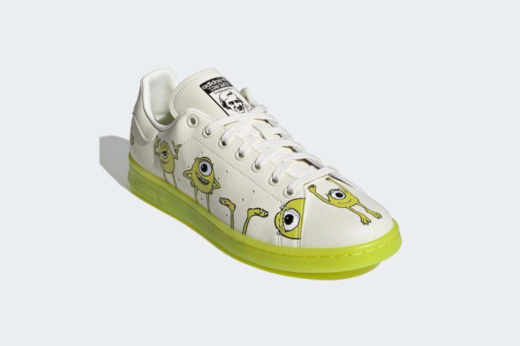 Pixar lanza una nueva colección de sneakers de Adidas