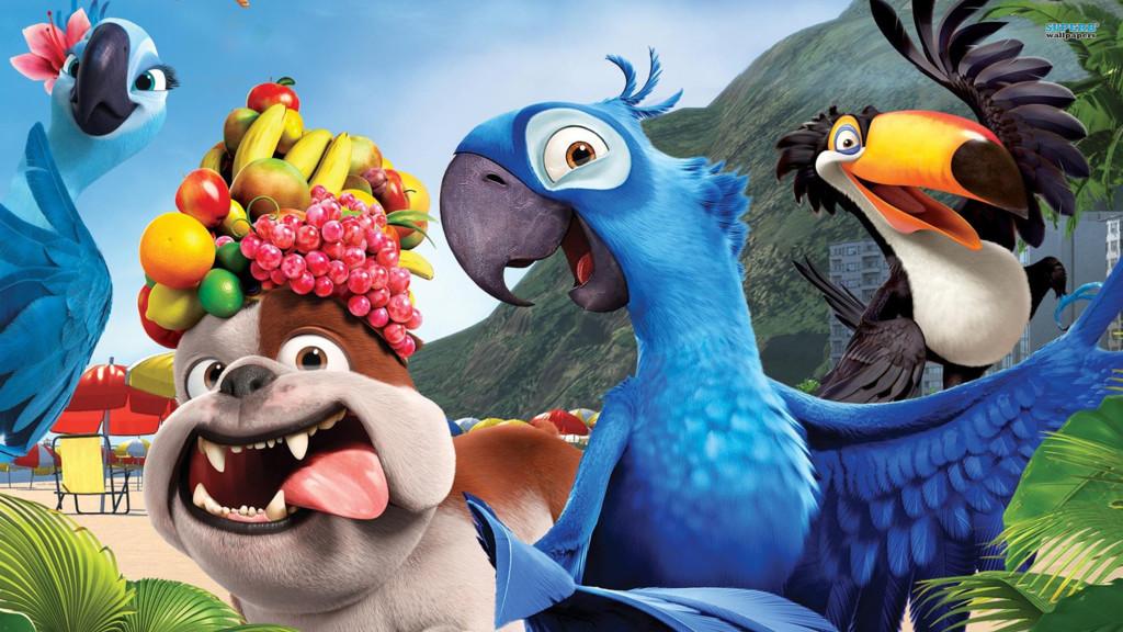 Disney plus Disney peliculas animadas peliculas ocultas rio animacion