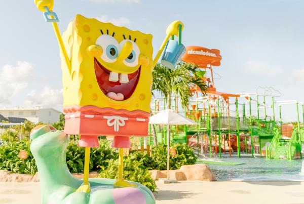 ¡Sol, arena y Bob Esponja! Sumérgete en el hotel temático de Nickelodeon en Riviera Maya KEGEEX