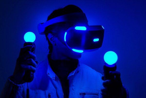 ¡Sumérgete en el juego! Se aproximan las gafas de realidad virtual PlayStation5 VR next gen