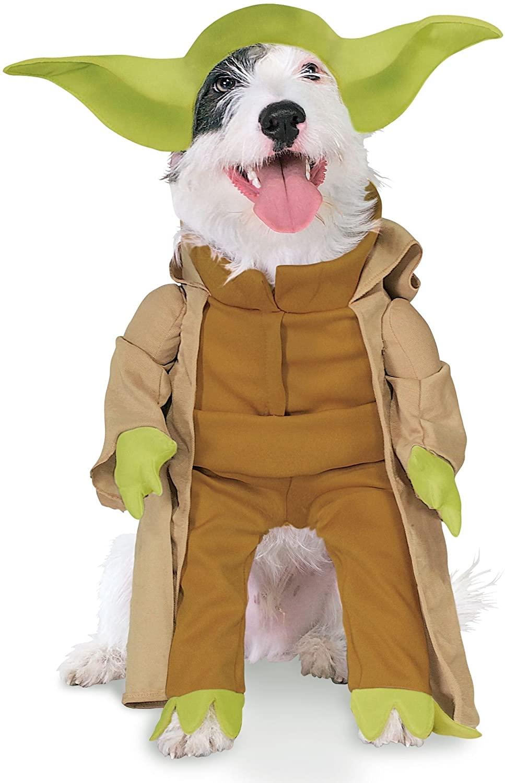 Baby Yoda disfraz para mascota Amazon México