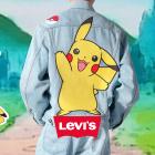 Colección de Levi's y Pokémon llega a México