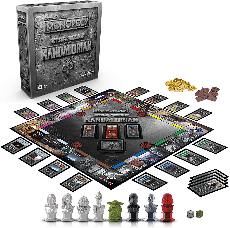 Monopoly The Mandalorian Amazon México