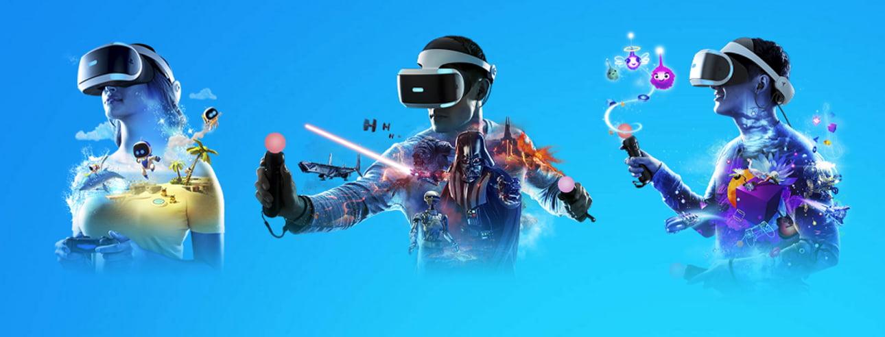 gafas de realidad virtual PlayStation5 VR next gen