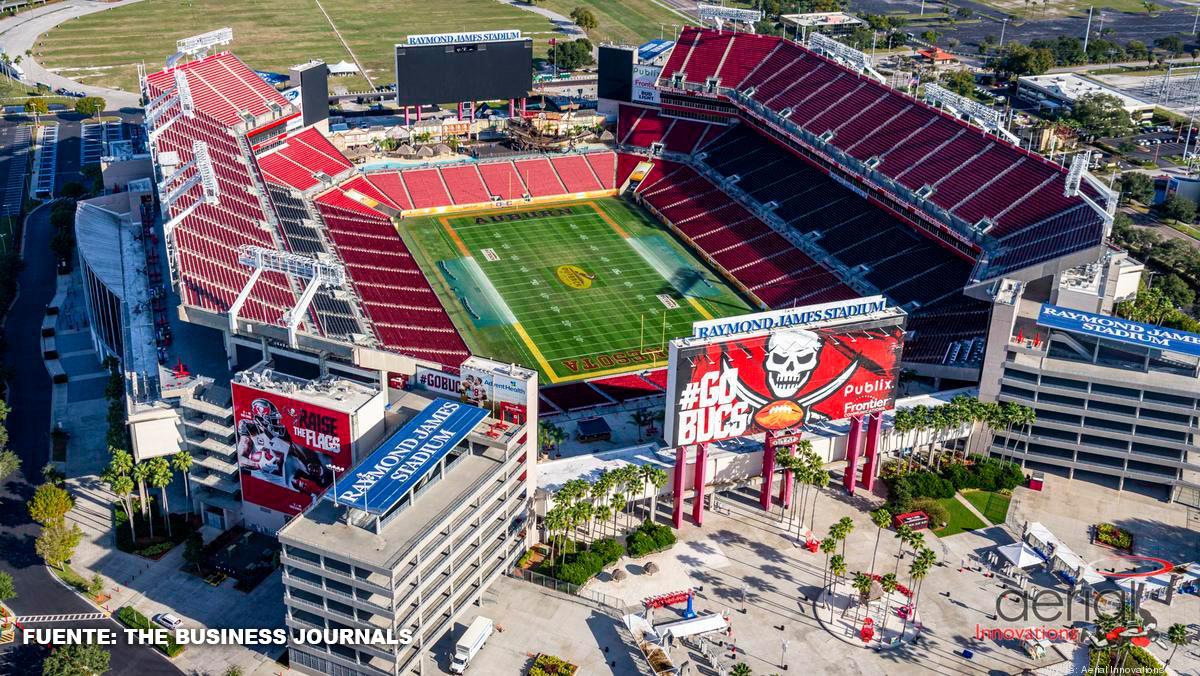 Raymond James Stadium - Super Bowl LV 2021