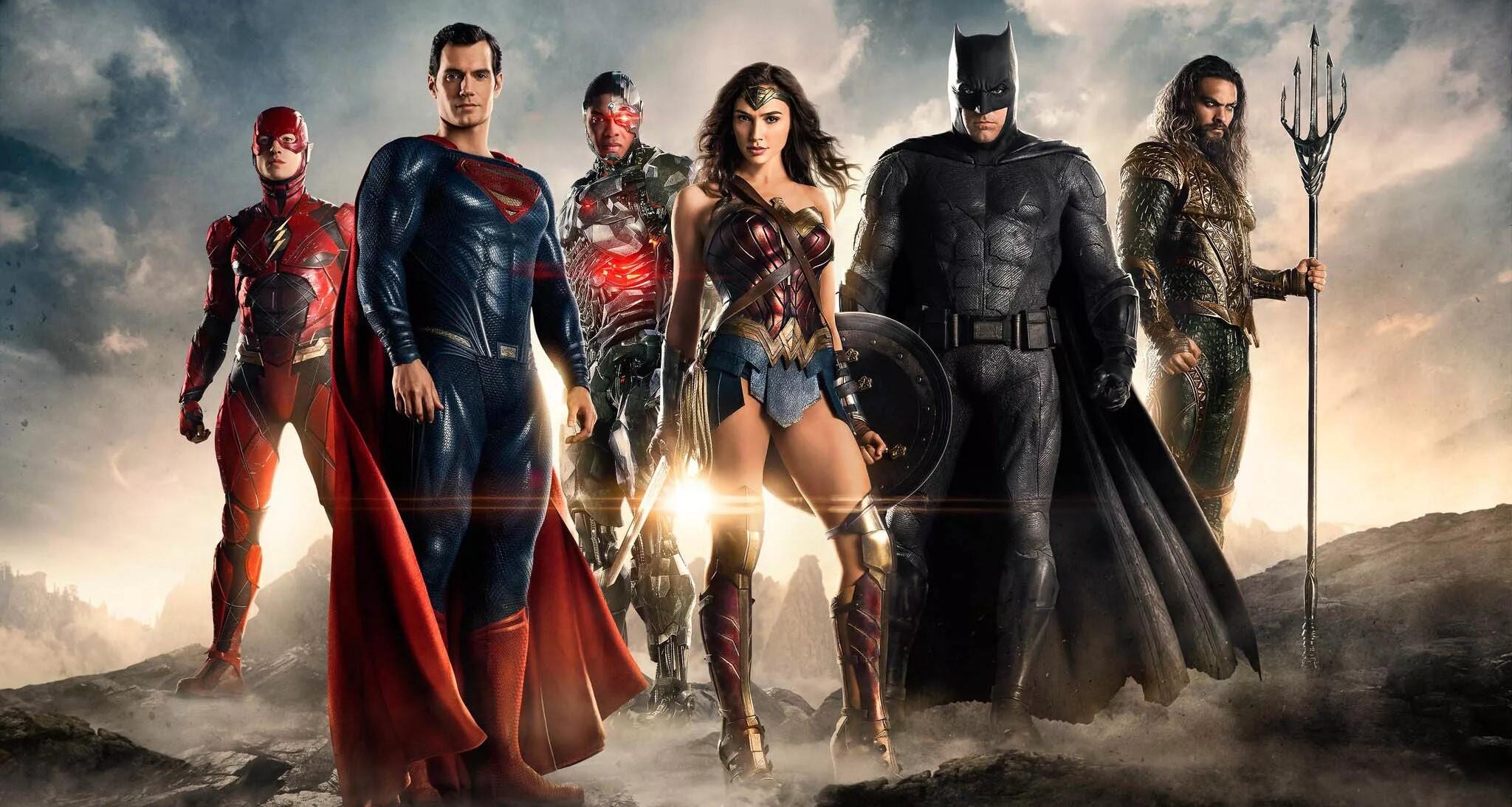 Prepárate para ver Liga de la Justicia: The Snyder Cut con estos últimos detalles