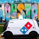 Domino's ahora entregará pizzas en vehículos autónomos