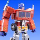 Hasbro hace realidad el sueño de fans de Transformers con un Optimus Prime auto convertible